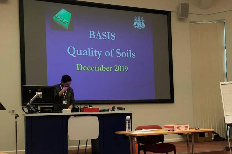 BASIS Quality of Soils