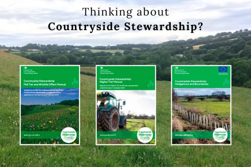 Thinking of Countryside Stewardship