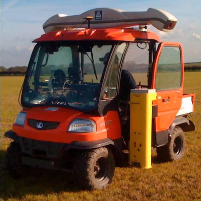 Wintex 2000 hydraulic automatic sampler