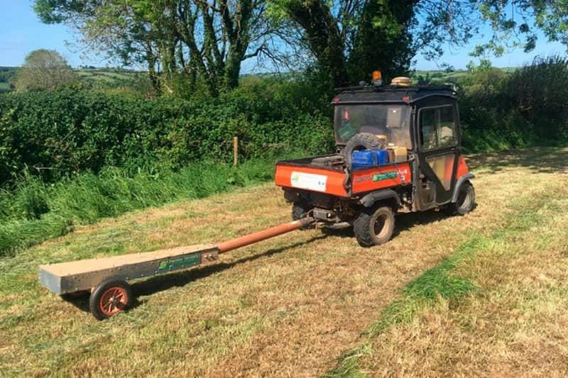 Soil scanning service