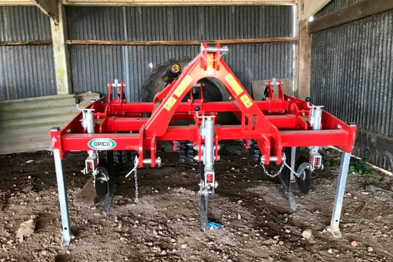 Countryside Productivity Small Grant for machinery