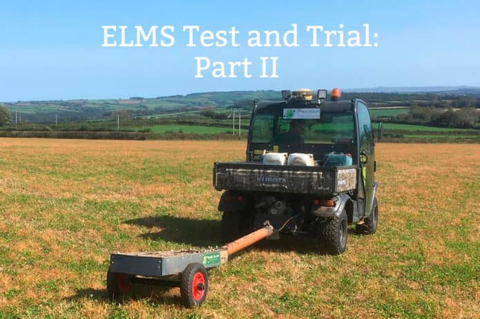 ELMS Test and Trial Part II