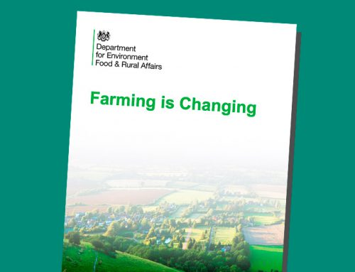 Defra's new Agricultural Transition Plan: Farming is changing