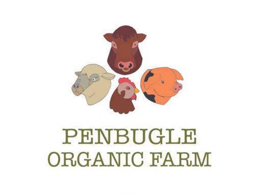Working with Penbugle Farm, Cornwall