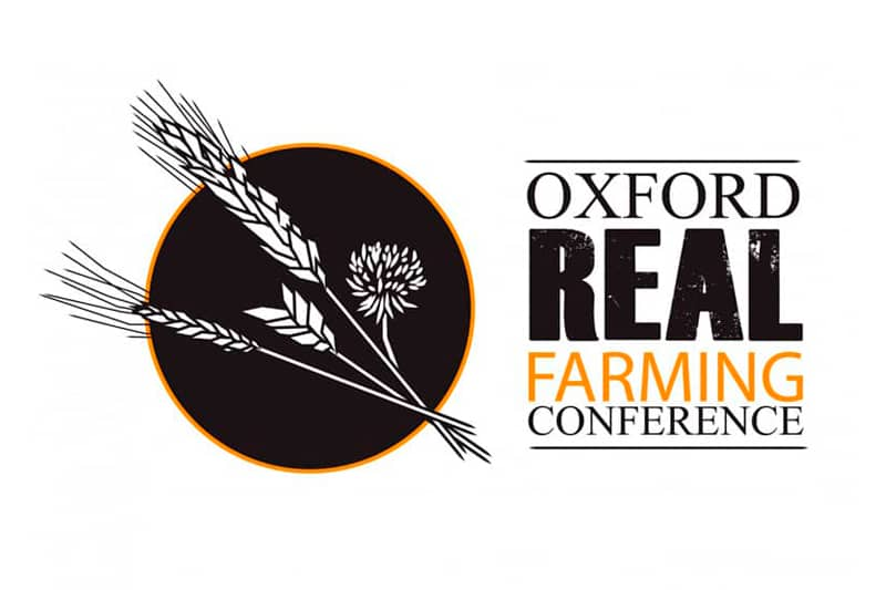 Oxford Real Farming Conference 2021 logo
