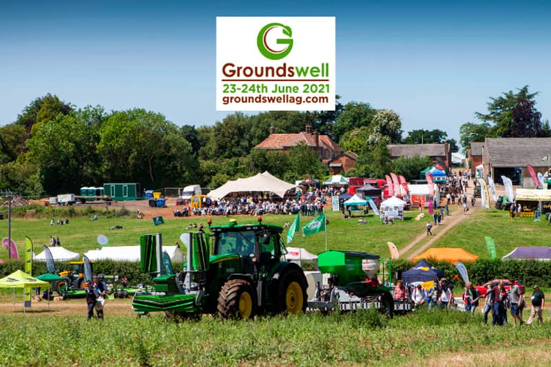 Groundswell, June 2021